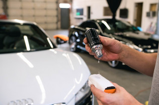 Paint protection coating in Oklahoma City, OK